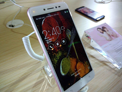Zenfone Live ZB501KL