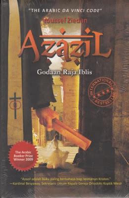 Azazil, Godaan Raja Iblis: The Arabic Da Vinci Code