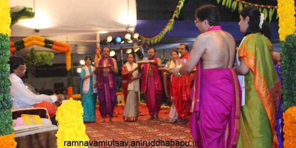 aniruddha bapu, bapu, aniruddha, ramnavami, ram, shriram,aarati