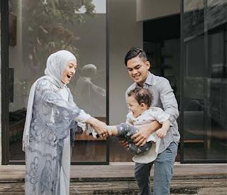 Ridwan Ghani dan Keluarga