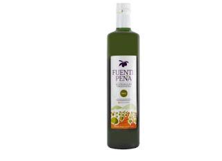 Prueba aceite de oliva virgen extra de la Cooperativa Ciudad de Jaen