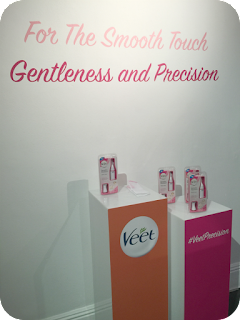 veet precision pop up store