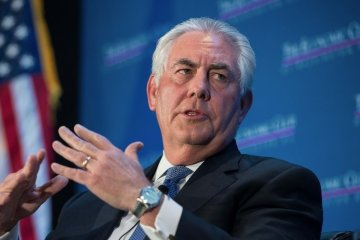 Tillerson mentions 'Russia's aggression in Ukraine' at NATO meeting