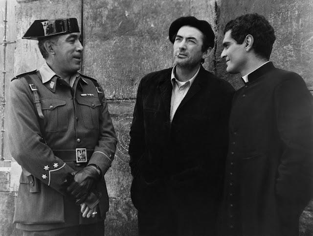 Imagen de 'Y llegó el día de la venganza (1964)' - Gregory Peck, Anthony Quinn y Omar Sharif