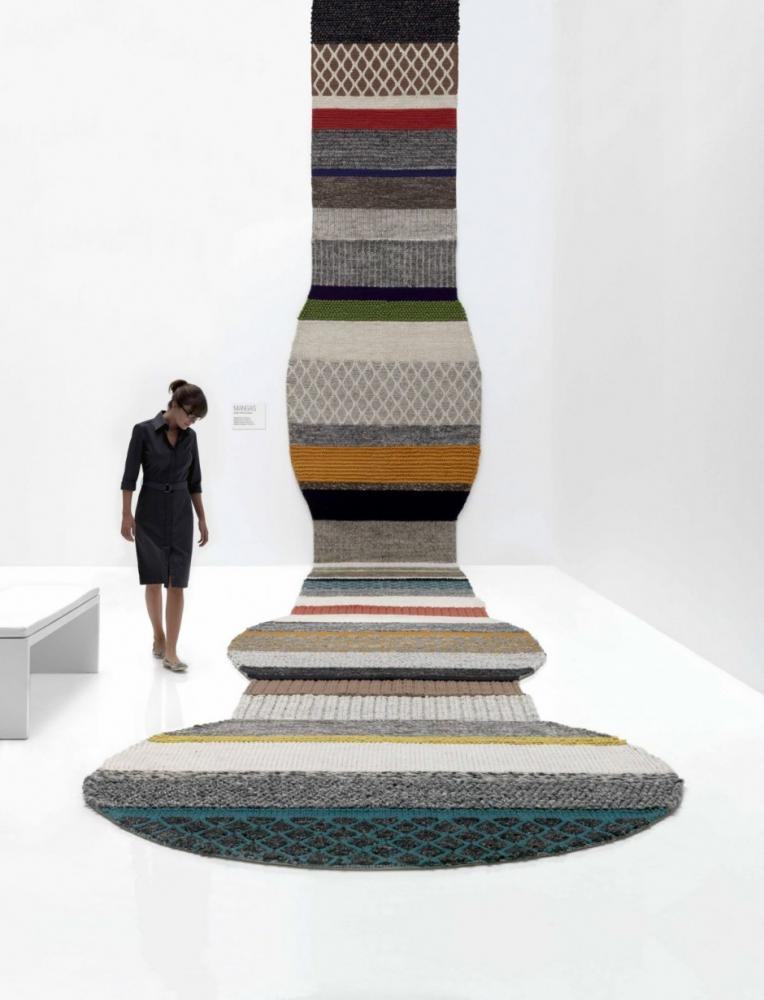 Let S Stay Cool And Unique Rug Design