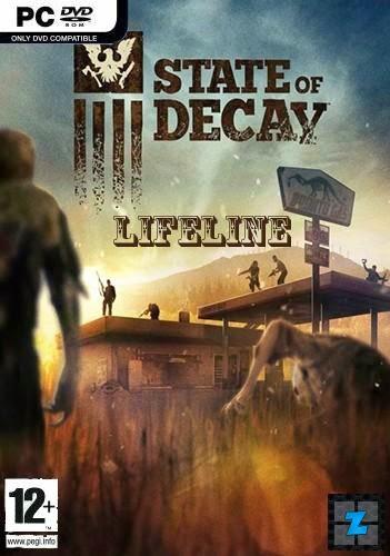 Cover Caratula State Of Decay Lifeline Full PC ESPAÑOL Descargar