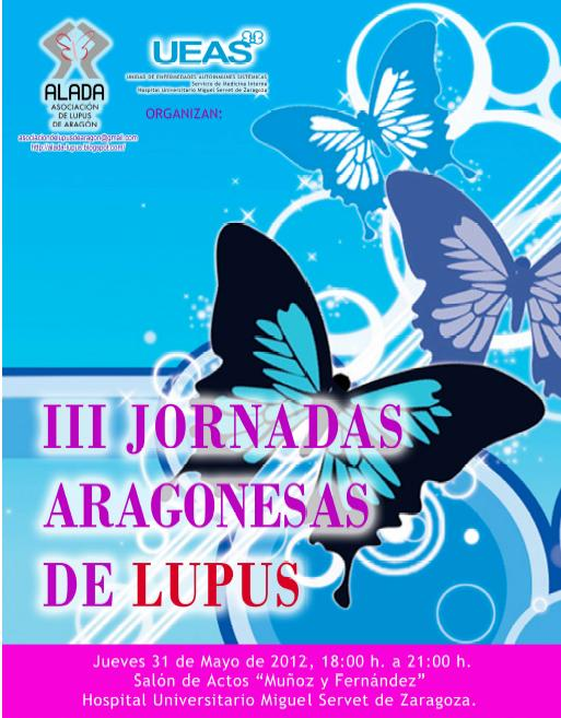 iii jornadas aragonesas de lupus