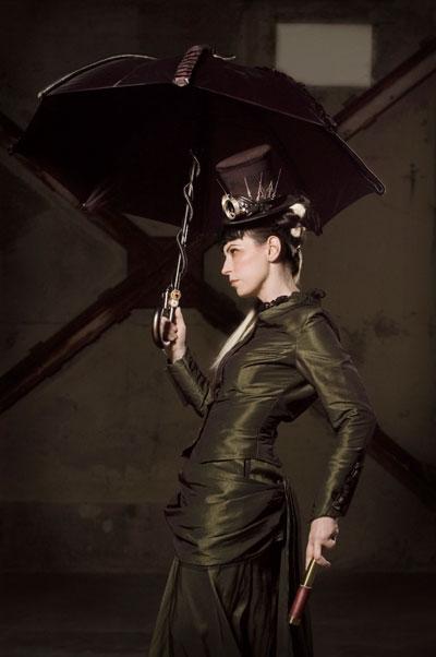 Steampunk Fashion: Fashion Naturally