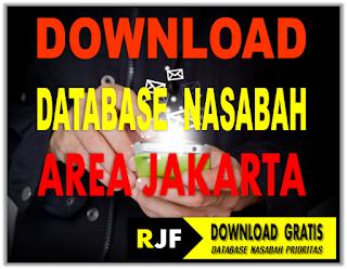 Download Gratis Database Nasabah Prioritas Area Jakarta Selatan