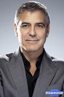 جورج كلوني (George Clooney)، ممثل أمريكي