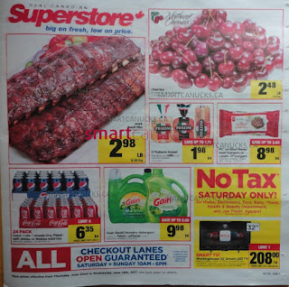 Real Canadian Superstore Flyer June 22 – 28, 2017