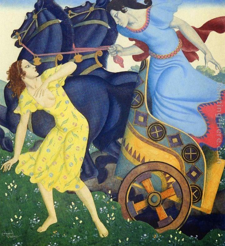 ART & ARTISTS: Edmund Dulac - part 7
