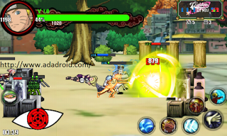 Download Naruto Gaiden Senki Mod Apk by Adrian & Braina Android Terbaru