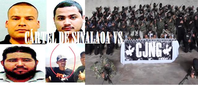 "Aparece una nueva célula del Cártel de Sinaloa disputa la ""plaza"" de Ensenada al CJNG"
