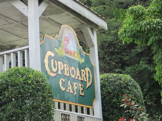 Cupboard Cafe Mountain City Ga