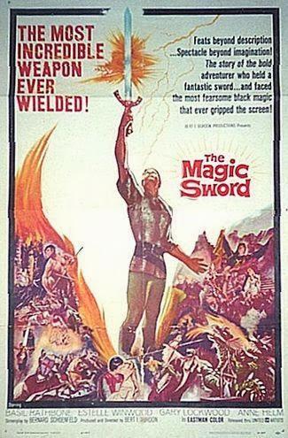Película La espada mágica Online