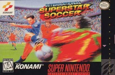 International Superstar Soccer (1994) 1