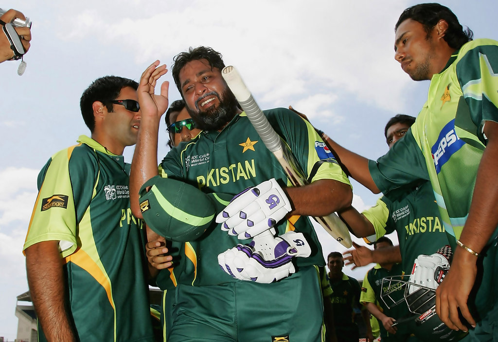 2007 Cricket World Cup Of History For Pakistan India