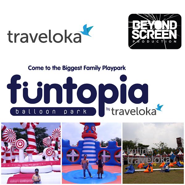 Yuk, Stimulasi Kegiatan Fisik Anak dan Tingkatkan Bonding Keluarga dengan Bermain Seru di Funtopia!