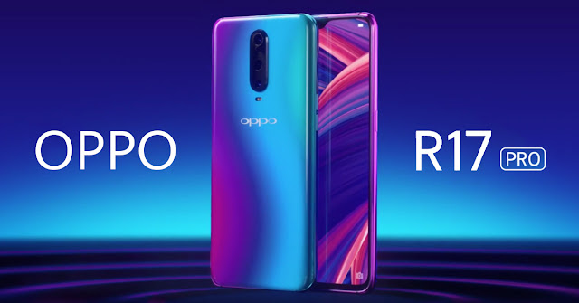 Oppo R17 Pro Andalkan Snapdragon 710?
