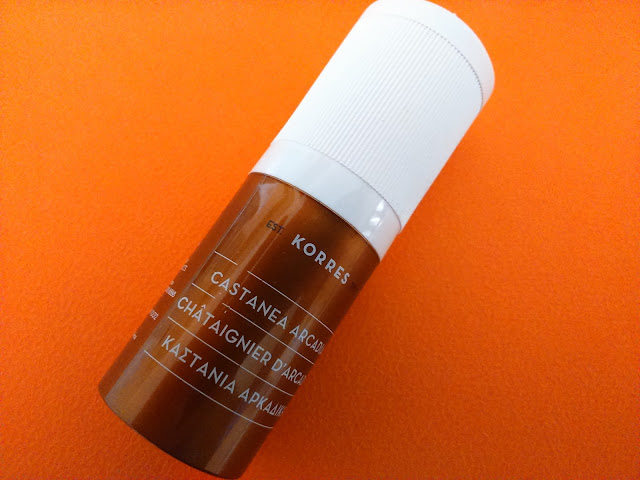 Korres Castanea Arcadia AntiWrinkle and Firming Eye Cream