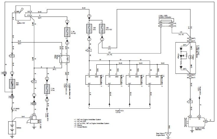 wiring diagram grand avanza  wiring diagram