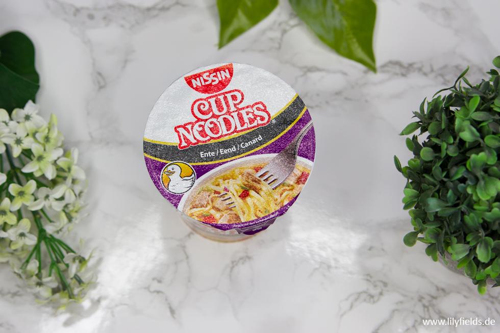 Nissin - Cup Noodles Ente