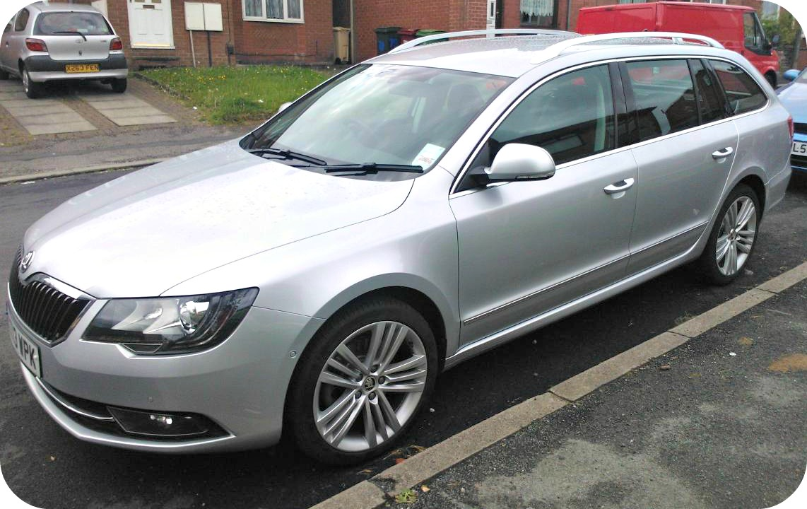 Bank Holiday Family Fun with the Skoda Superb Estate