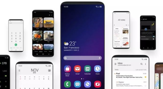 List of Samsung Phones That will Receive Official Android Pie Update
