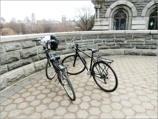 Bicis de Alquiler en Central Park, Nueva York