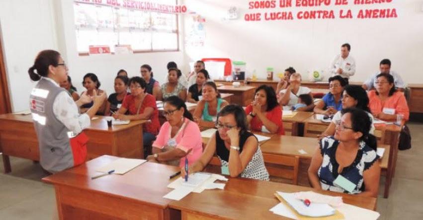 Comunidad educativa de 658 II. EE. públicas de Ucayali fue sensibilizada por Qali Warma en la lucha contra la anemia - www.qaliwarma.gob.pe