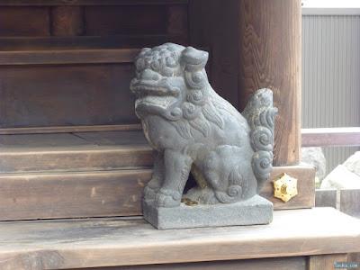 恵美須神社金刀比羅神社狛犬