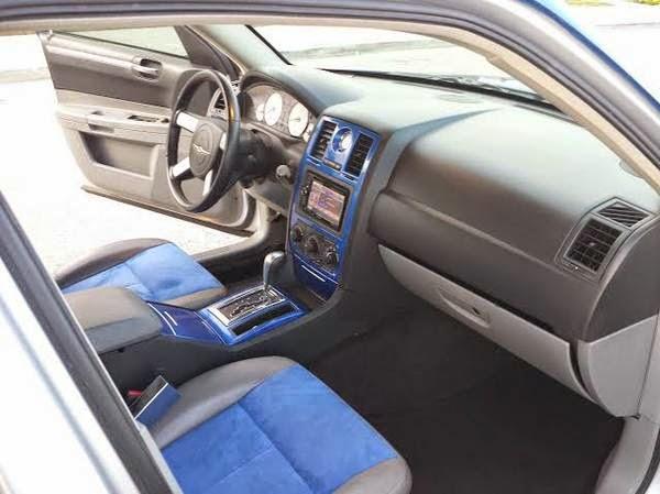 Chrysler Touring Custom Interior