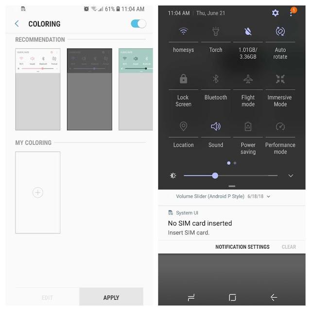 Cara Membuat Tampilan System Android Menjadi Transparan