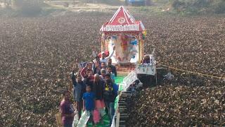 pandal-for-sarswati-puja