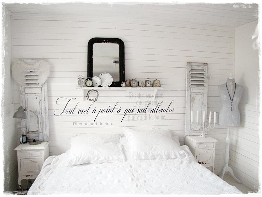Awesome Schlafzimmer Im Shabby Chic Wohnstil Images - Ridgewayng.com ...