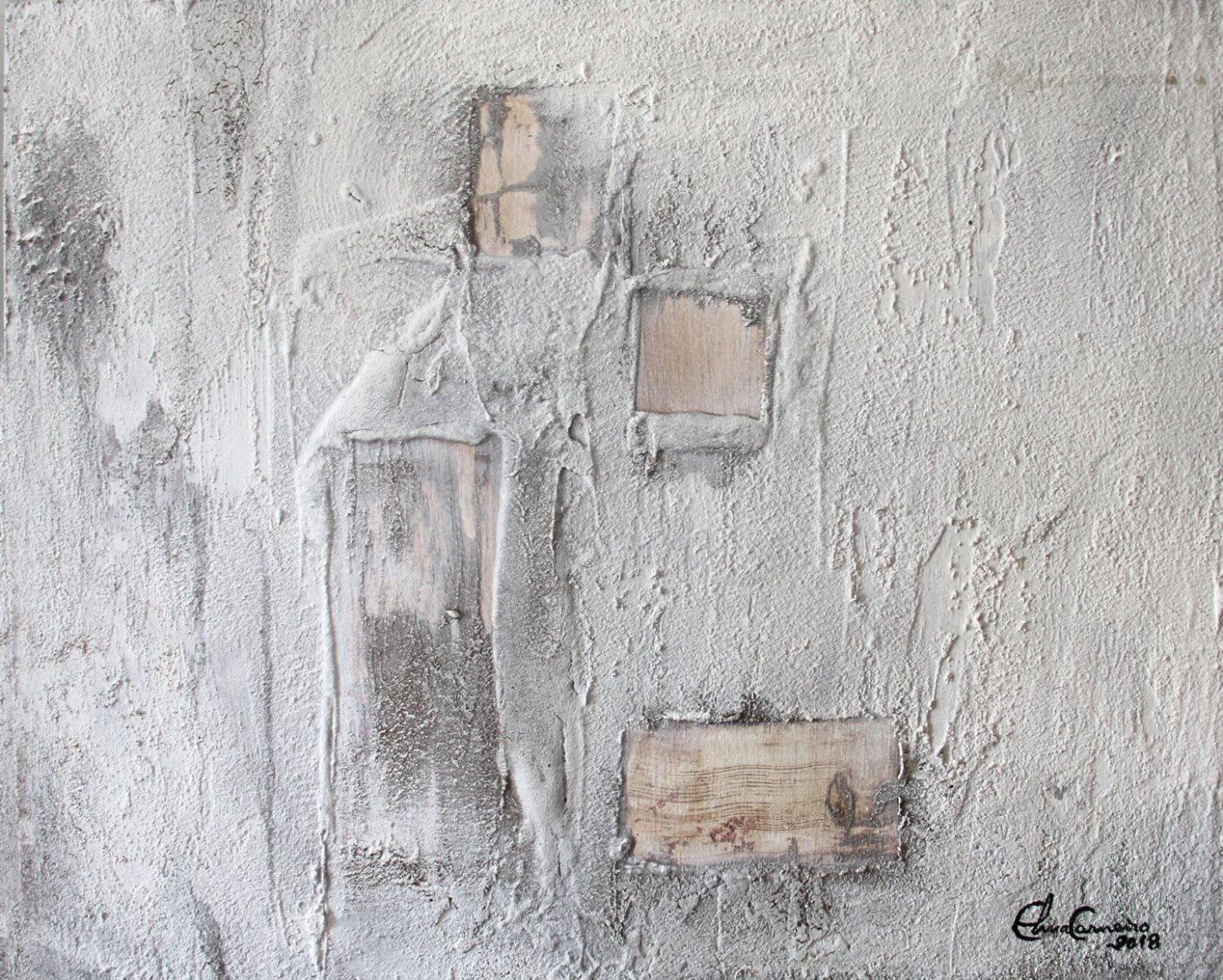 Arte abstrata de Elma Carneiro - Goiânia-GO