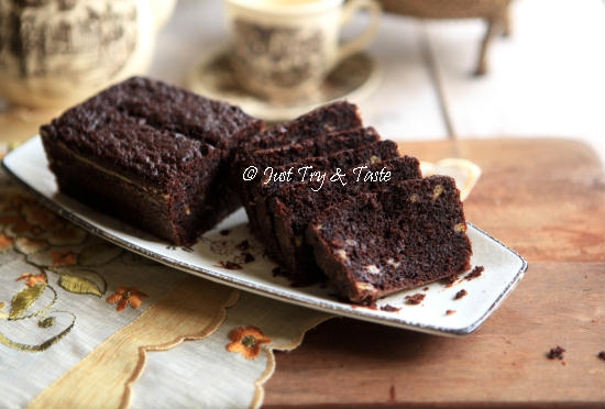 Brownies Kukus Pisang: Resep Brownies Pisang Super Duper Moist
