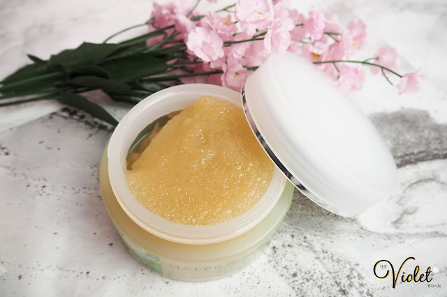 Malee conditioning body scrub review