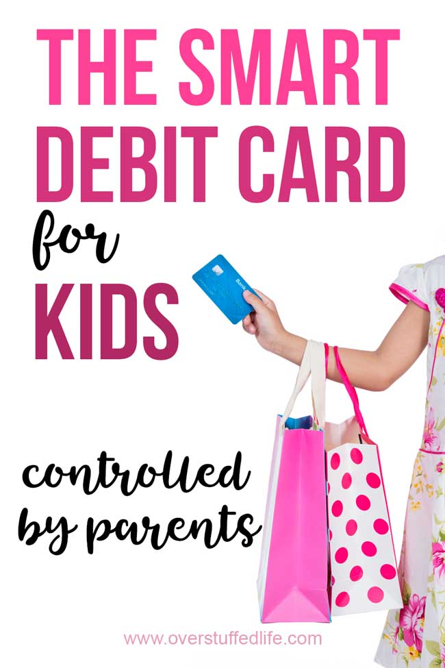 Greenlight is a smart debit card that gives teens and younger kids a degree of financial independence while keeping parents in control. It's a great tool for teaching kids how to manage their money.