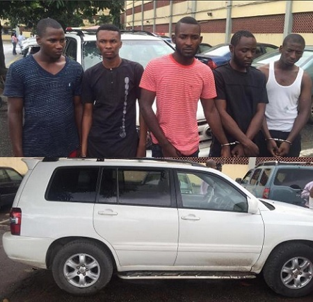 Onazi's Father Does Not Help People - Criminal Gang Who Robbed Super Eagles Star Confess