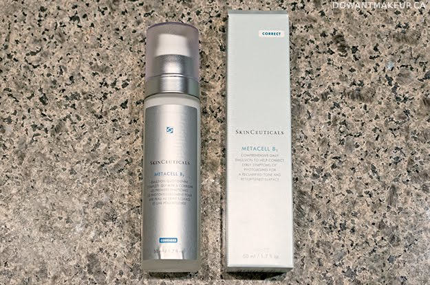 SkinCeuticals MetaCell B3 review