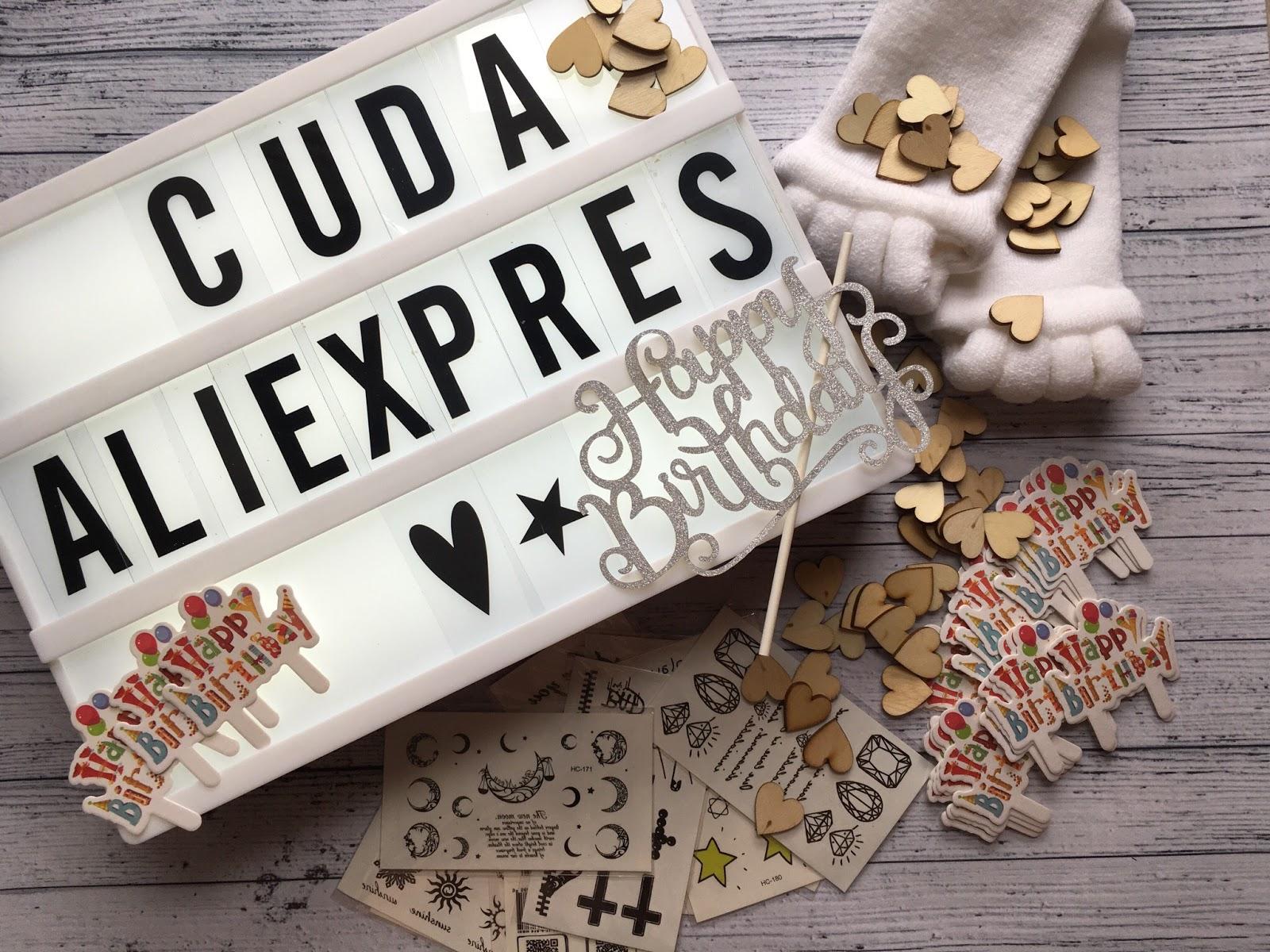 Aliexpress produkty za grosze