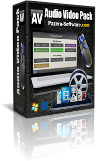 Pazera Audio Video Pack Portable