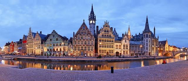 Viagem a Bélgica