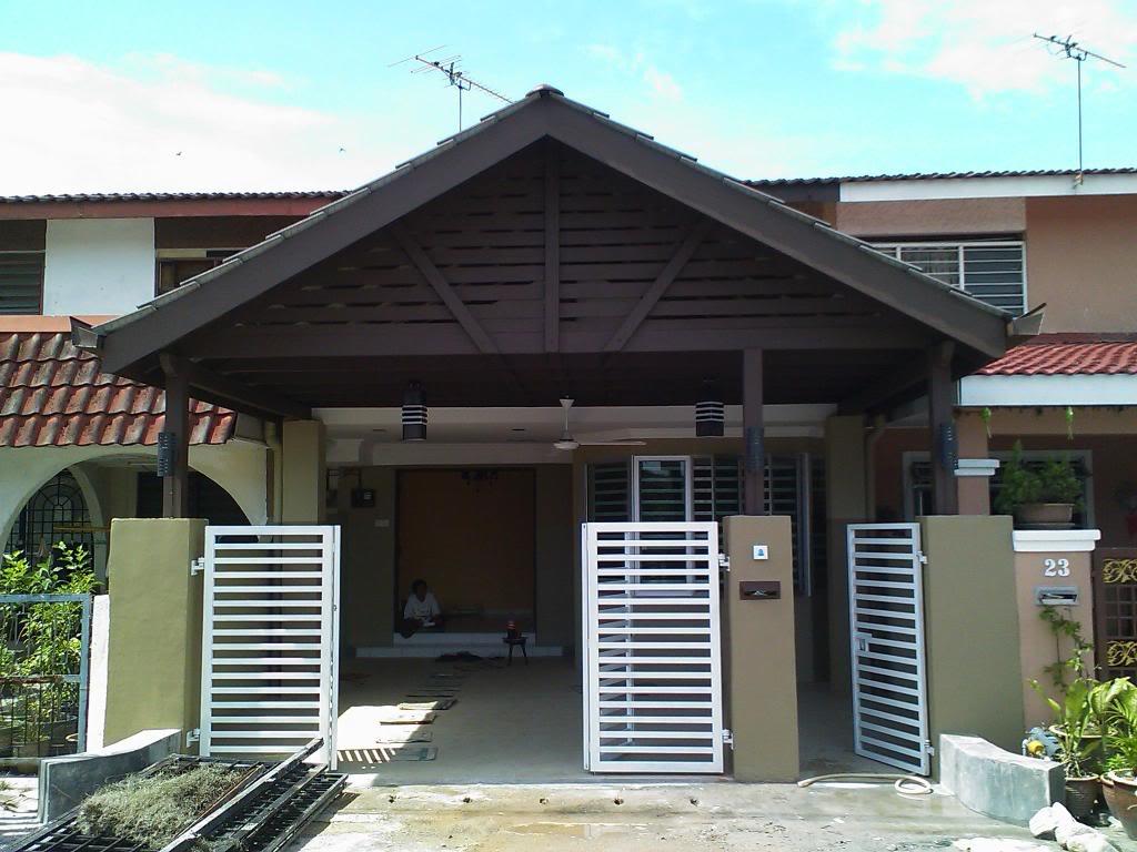 Harmoni Teguh Enterprise Awning Bumbung Wajib Ada Johor Bahru