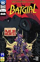 DC Renascimento: Batgirl #23