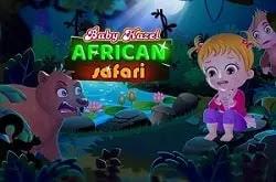 Bebek Elâ Afrika Safari - Baby Hazel African Safari