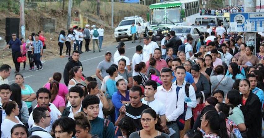 Resultados UNAN Managua 2019 (Viernes 22 Marzo) Aspirantes Clasificados - Ingreso - Universidad Nacional Autónoma de Nicaragua - www.unan.edu.ni