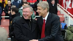 Arsene Wenger breaks Alex Ferguson's record